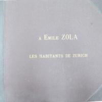 A Émile Zola, les habitants de Zurich