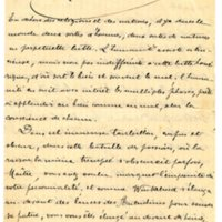 Lettre de Louis Aleno à Émile Zola du 20 février 1898