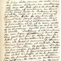 Lettre non signée à Émile Zola du 2 décembre 1897