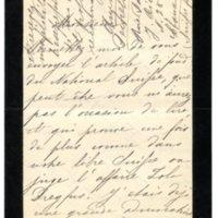 Lettre collective à Émile Zola du 25 mars 1898