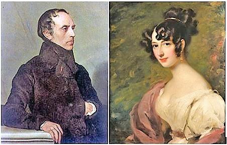 Dorothée de Lieven-François Guizot