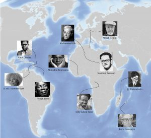 Cartomac : Fonds d'archives de manuscrits francophones