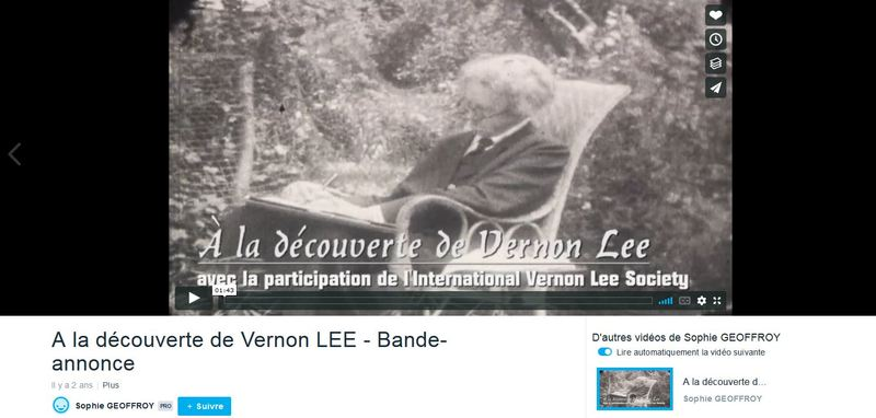 video Vernon Lee.JPG