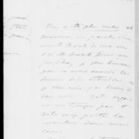[Paris], Dimanche 18 juin 1837, Dorothée de Lieven à François Guizot