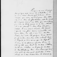 33. Compiègne, Mercredi 6 septembre 1837, François Guizot à Dorothée de Lieven