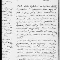 317. Paris, Vendredi 28 février 1840, Dorothée de Lieven à François Guizot