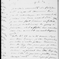 32. Paris, Mercredi 30 août 1837, Dorothée de Lieven à François Guizot