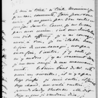 29. Paris, Samedi  26 août 1837, Dorothée de Lieven à François Guizot