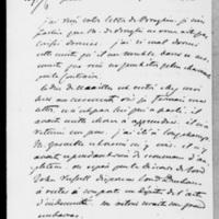 109. Paris, Dimanche 19 août 1838, Dorothée de Lieven à François Guizot
