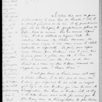 37. Val-Richer, Vendredi 15 septembre 1837, François Guizot à Dorothée de Lieven