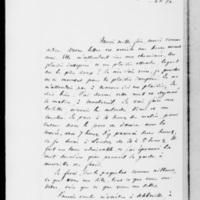 316. Calais, Mercredi 26 février 1840, François Guizot à Dorothée de Lieven