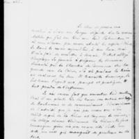 318. Londres, Mardi 3 mars 1840, François Guizot à Dorothée de Lieven