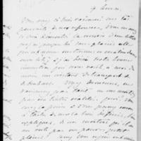 38. Paris, Vendredi 15 septembre 1837, Dorothée de Lieven à François Guizot