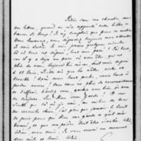 [Paris], Jeudi 15 février 1838, François Guizot à Dorothée de Lieven