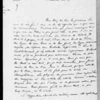 105. Val-Richer, Dimanche 19 août 1838, François Guizot à Dorothée de Lieven