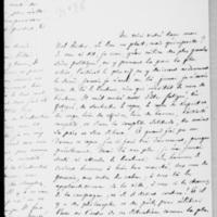 27.  Val-Richer, Samedi 26 août 1837, François Guizot à Dorothée de Lieven