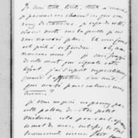 315. Paris, Mardi 25 février 1840, Dorothée de Lieven à François Guizot