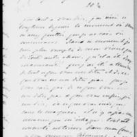 37. Paris, Jeudi 14 septembre 1837, Dorothée de Lieven à François Guizot