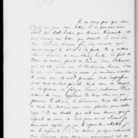 26.  Lisieux, Samedi 26 août 1837, François Guizot à Dorothée de Lieven
