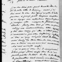 108. Paris, Samedi 18 août 1838, Dorothée de Lieven à François Guizot