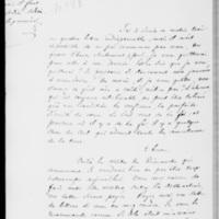 28. Val-Richer, Dimanche 27 août 1837, François Guizot à Dorothée de Lieven
