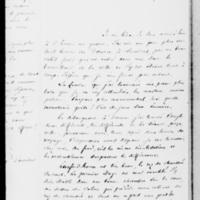 317. Londres, Vendredi 28 février 1840, François Guizot à Dorothée de Lieven