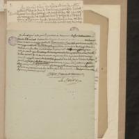 [Je soussigné cède par le présent...], folio 12_droite