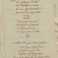 Le dîner de Jupiter. Romance à compartiments, folio 59_droite