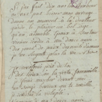 [Je ne vivrai plus sur son sein...], folio 66_droite