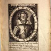 Mythologie, Lyon, 1612 - Portrait du Prince de Condé