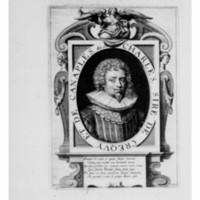 Mythologia, Paris, 1627 - Dédicace à Charles de Créquy