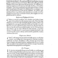 Mythologie, Paris, 1627 - X[21-22] : Cerbere, p. 1053