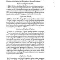 Mythologie, Paris, 1627 - X[8] : Junon, p.1049