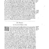 Mythologie, Paris, 1627 - IV, 2 : De Lucine, p. 277