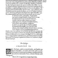 Mythologie, Paris, 1627 - IX, 8 : Des Curetes ou Coribantes, p. 995
