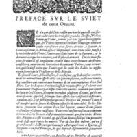 Mythologia, Paris, 1627 - Préface
