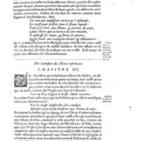 Mythologie, Paris, 1627 - I, 11 : Les sacrifices des Dieux-marins, p. 37
