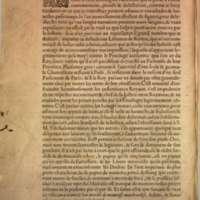 Mythologie, Lyon, 1612 - L'Imprimeur au bening Lecteur