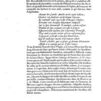 Mythologie, Paris, 1627 - I, 10 : Des sacrifices des Dieux celestes, p. 34