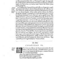 Mythologie, Paris, 1627 - II, 5 : De Junon, p. 134