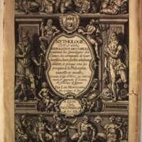 Mythologie, Lyon, 1612 - Frontispice