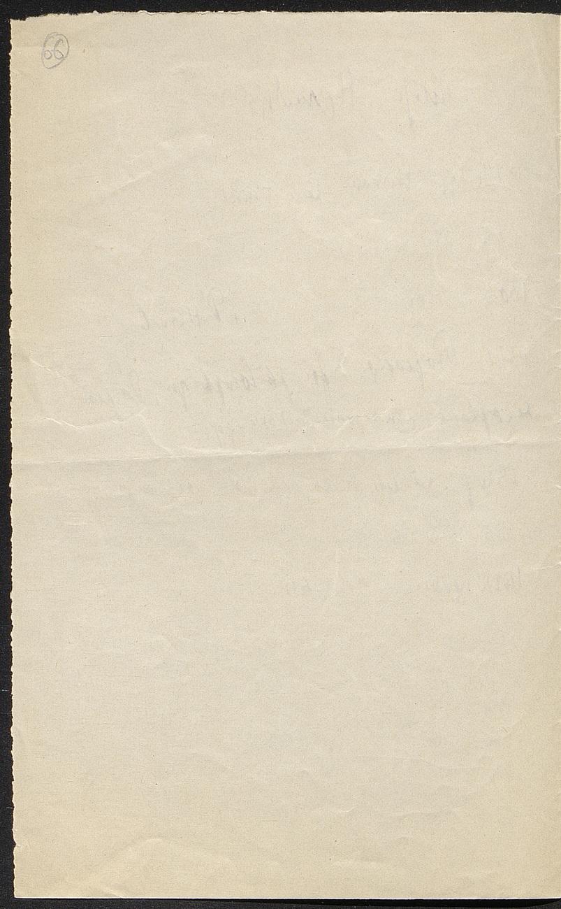 [folio 66 : foliotation de la main de bibliothécaire]