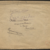 [folio 1 : foliotation de la main de bibliothécaire]