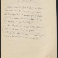 [folio 119 : foliotation de la main de bibliothécaire]