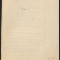 [folio 109 : foliotation de la main de bibliothécaire]