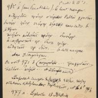 [folio 157 : foliotation de la main de bibliothécaire]