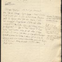 [folio 11 : foliotation de la main de bibliothécaire]