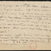 [folio 153 : foliotation de la main de bibliothécaire]