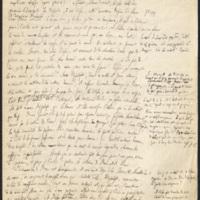 [folio 101 : foliotation de la main de bibliothécaire]