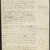 [folio 17 : foliotation de la main de bibliothécaire]